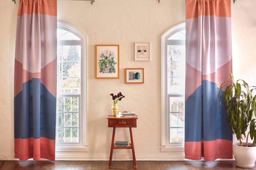 Society 6 Curtains