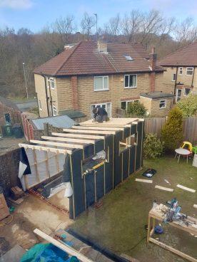 DIY Timber Building