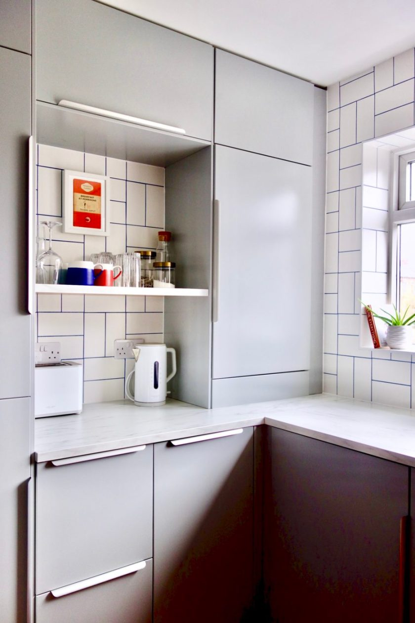 The 70 S Kitchen Final Reveal And An Ikea Kitchen Review