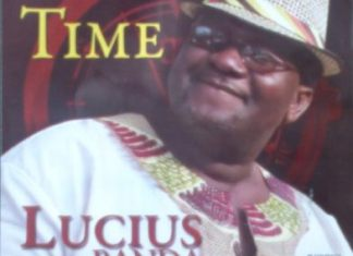 Lucius Banda CD Time