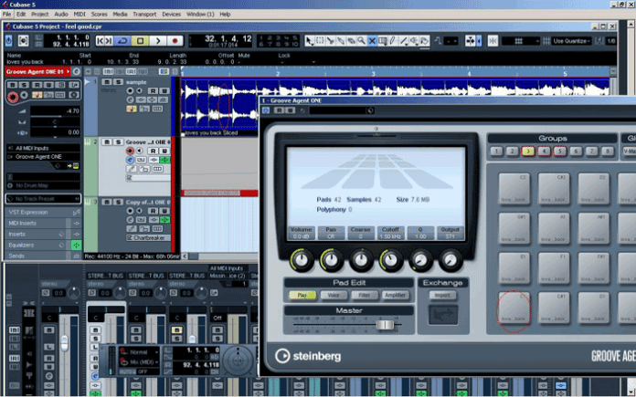 Sample-With-Cubase-Step-4