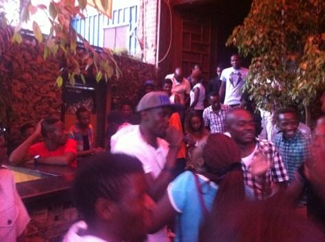BTB performing Loco ili Swagg