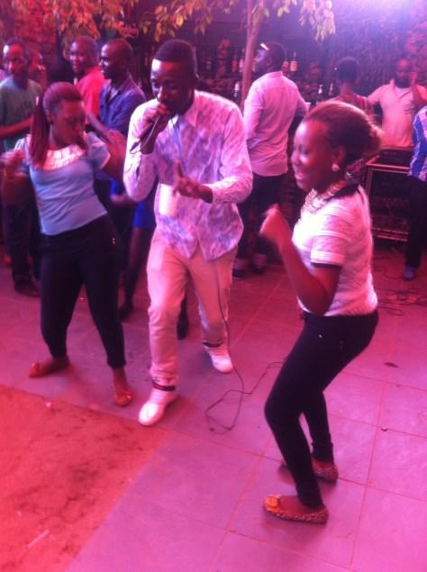 Dali performing Nyamulira