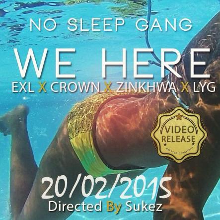 No Sleep Gang - we here (malawi)
