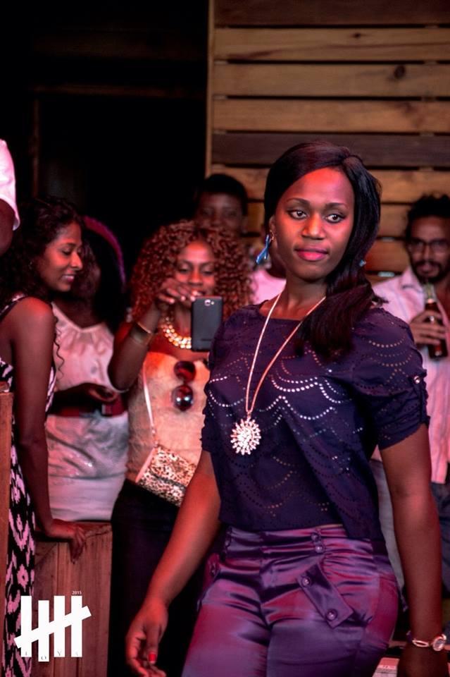 The winner of Miss MCA -Tendai