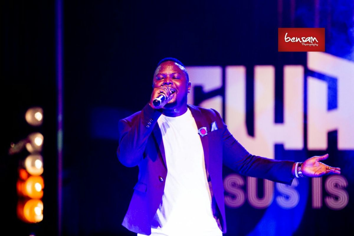 "Gwamba's ""Jesus Is My Boss"" Album Launch In Pictures"