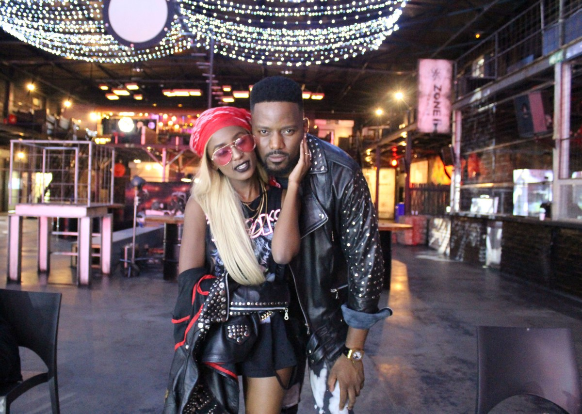 "Tay Grin's new video ""Tola"" featuring Tanzanian diva Vanessa Mdee drops this Monday"