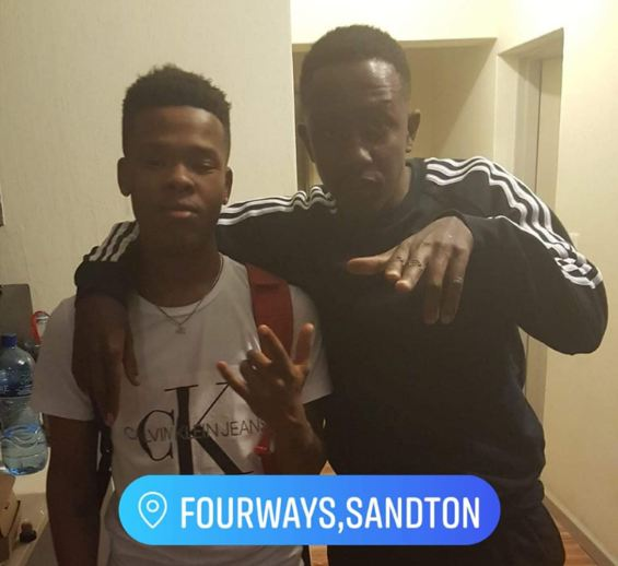 HAYZE MEETS NASTY C