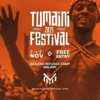All set for Tumaini Festival 2019 at Dzaleka Refugee Camp