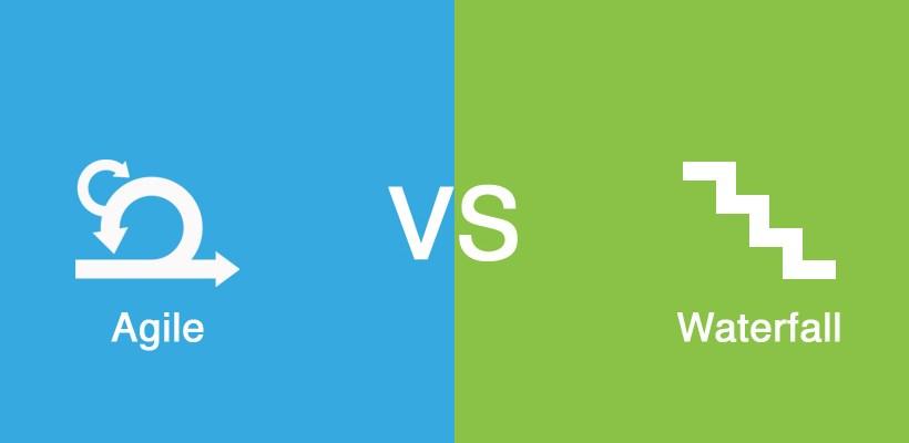 Agile model vs waterfall model blog for Why agile methodology is better than waterfall