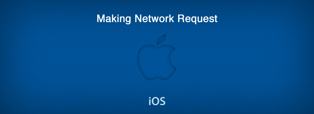 making network request