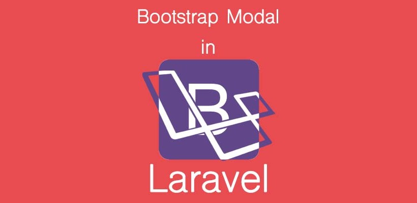 Challenges in laravel while using bootstrap modal