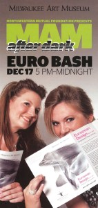 MAM After Dark: Euro Bash