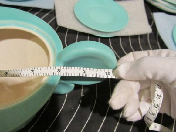 Grete Marks tea set