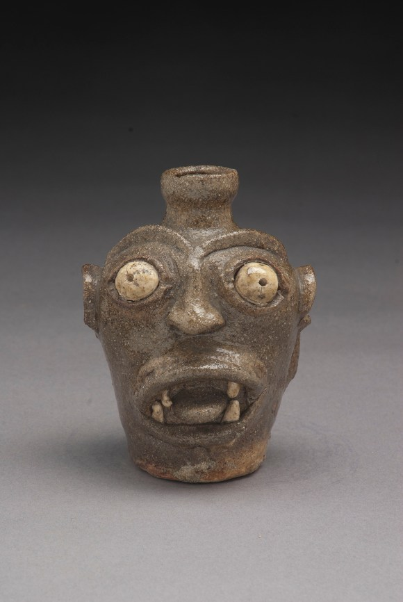Face Jug, 1860-1880 Chipstone Foundation Photo by Jim Wildeman