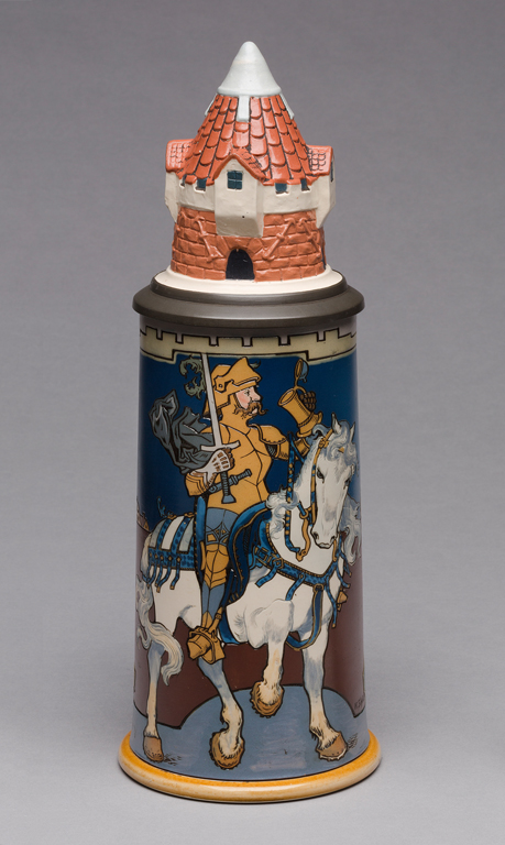 German Tankards and Steins: Part 6-Mettlach and the