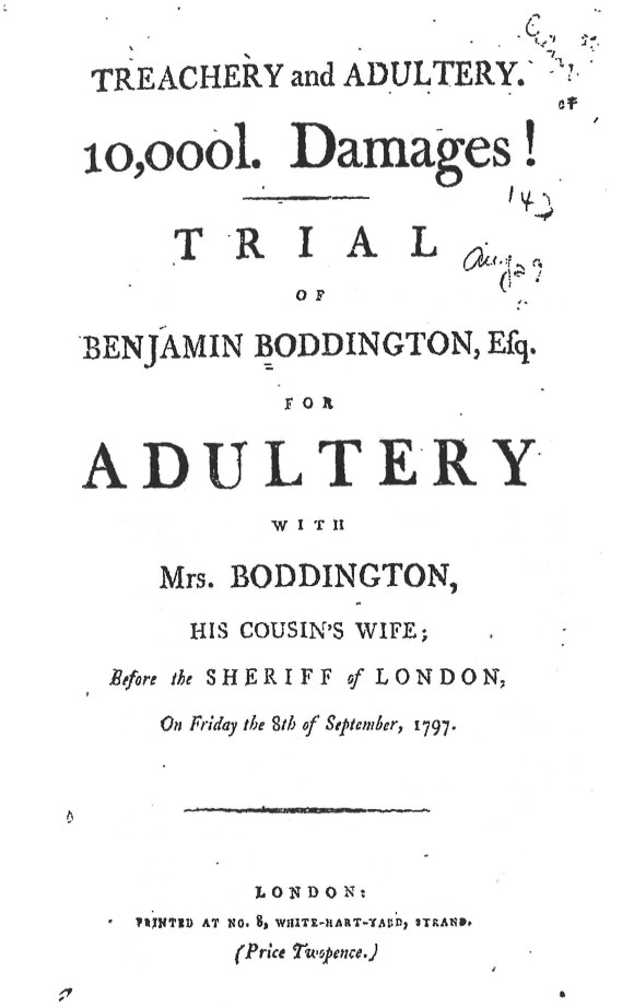 Cover of pamphlet