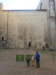 Avignon en famille - Palais des Papes 3