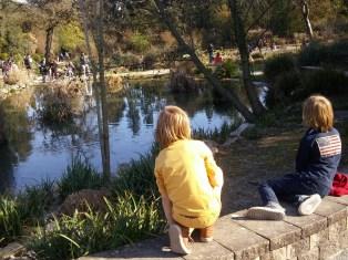 Découvrir Lyon avec les enfants - Parc de la Tête d'Or 5