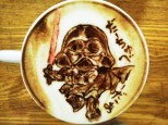 darth-vader-dark-vador-Latte-Artist-Belcorno-Amazing-Anime-art-manga-online-streaming-legal-gratuit