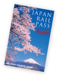 Japan Railpass Sample