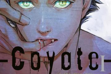 Manga Cover Coyote Band 1