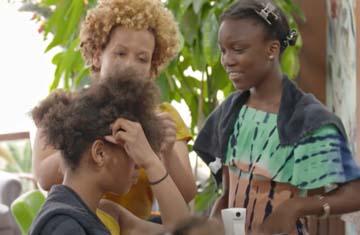 atelier cheveux crépus