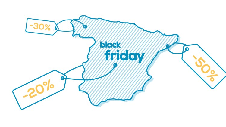 EL BLACK FRIDAY CONQUISTA EUROPA