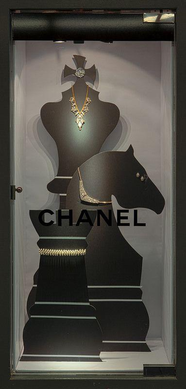 Bay Area Chanel Store