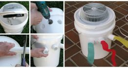 How to make a homemade air conditioner