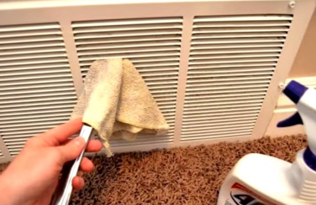 thehandymano mano mano clever cleaning tricks dirt and dust vents