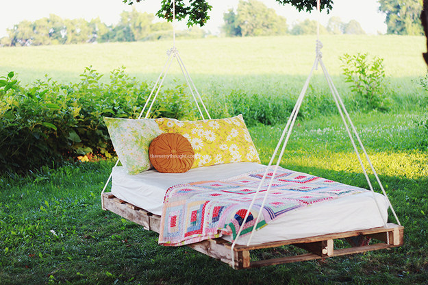 11 Beautiful Pallet Projects For Your Home The Handy Mano
