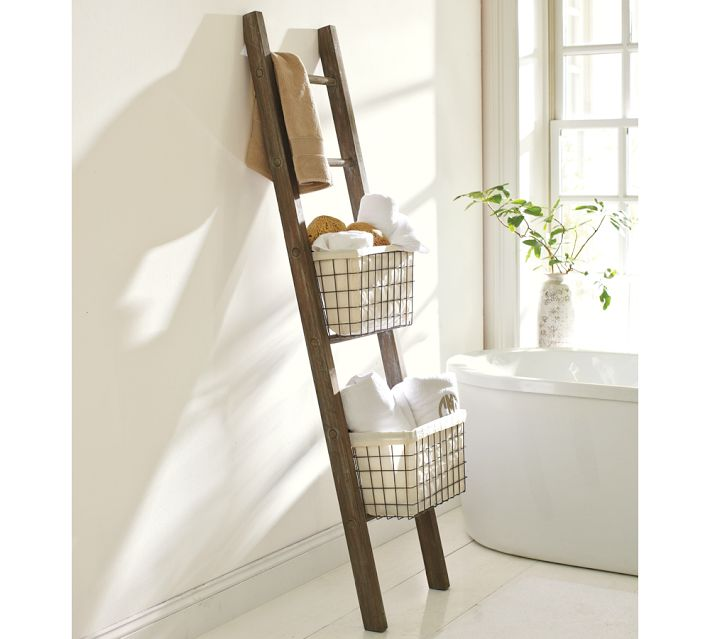 bathroom organisation ladder shelf Handy Mano ManoMano Mano Mano Handymano