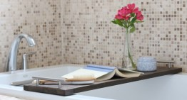 How To Make A DIY Wooden Bath Tray