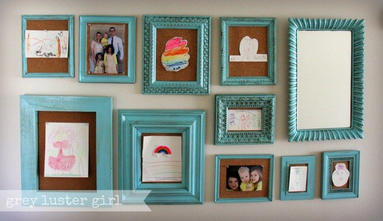 one pot paint projects DIY project the handy mano manomano painted frame