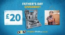 T&Cs: Father's Day Prize Draw