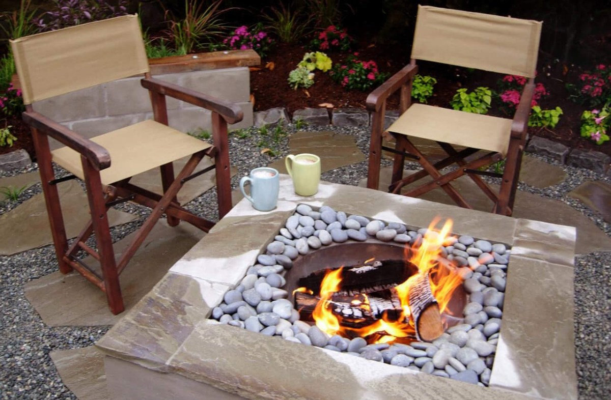 12 Easy And Cheap DIY Fire Pit Ideas