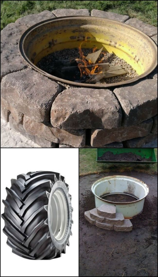 12 Easy And Cheap Diy Outdoor Fire Pit Ideas The Handy Mano