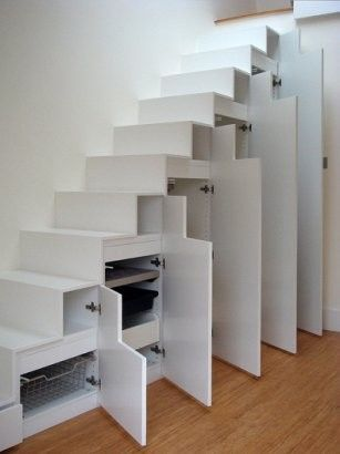 thehandymano the handy mano mano manomano small space solutions diy do it yourself storage in stairs