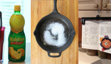 8 Clever and Simple Kitchen Hacks
