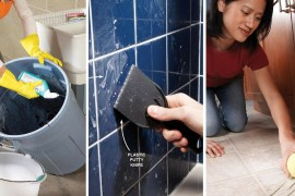 Manomano mano mano thehandymano the handy mano diy do it yourself cleaning tips expert advice hacks 10 Cleaning Solutions by Experts
