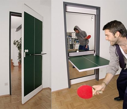 thehandymano the handy mano mano manomano small space solutions diy do it yourself ping pong door table