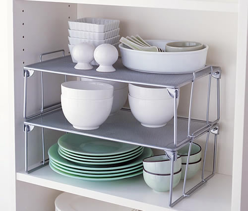 Extra Kitchen Shelves: 10 Cheap And Simple Kitchen Storage Hacks