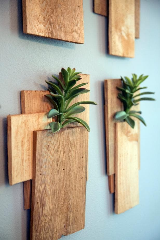 10 Inventive Wall Decoration decor interior design Ideas the handy mano thehandymano manomano mano diy do it yourself home improvement wall succulents plants greenery