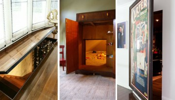 10 Incredible Hidden Doors