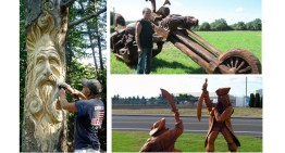 12 Incredible Chainsaw Carvings