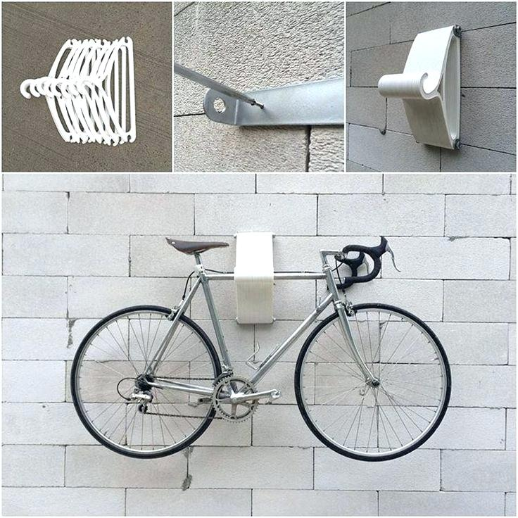10 Interesting DIY Bike Storage Ideas Bike Rack Indoor Display Stand Hook  Cool Hangers Modern Sleek