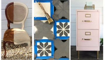 10 Chalk Paint Furniture Ideas