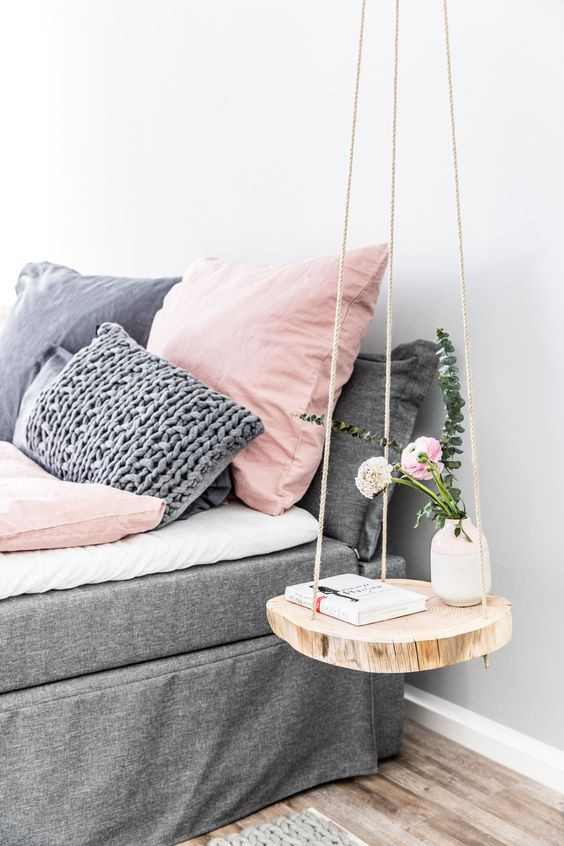 Mother's Day Gift Ideas Homemade Gifts presents mothering sunday the handy mano manomano hanging side table raw wood modern