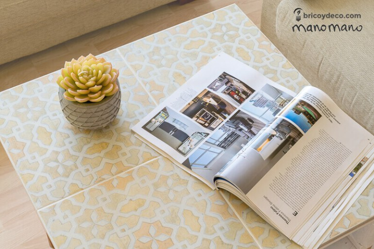 thehandymano mano mano pallet coffee table complete magazine